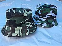 Панама камуфляжная маскировочная милитари панамка для охоты рыбалки металлокопа