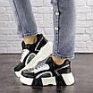 Женские черные кроссовки Leroy 1323, фото 6