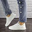 Женские белые кроссовки Elliot 1617, фото 4