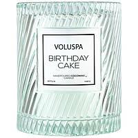 Свеча в ажурном стекле с куполом VOLUSPA - BIRTHDAY CAKE