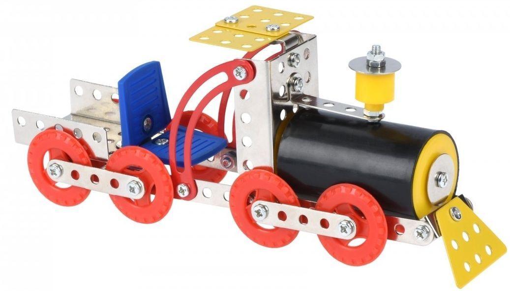 Металлический конструктор Same Toy Inteligent Паровоз