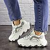 Женские белые кроссовки Lark 1667, фото 2