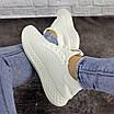 Женские белые кроссовки Prescott 1485, фото 7