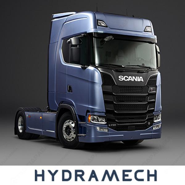 Гидрофикация тягача Scania R 420(цена с НДС)