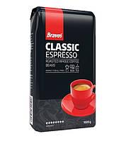Натуральна мелена каваBravos Espresso 1 кг