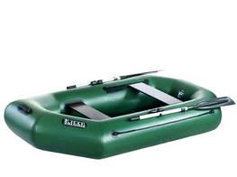 Надувная лодка Ладья ЛТ-240 ЕВТ со слань-книжкой