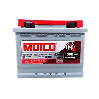Аккумулятор автомобильный Mutlu 60Ah 600А (+/-) SFB серия 3