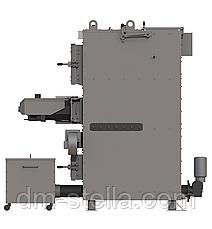 Котел на пеллетах с системой автоудаления золы 25 кВт DM-STELLA (двухконтурный), фото 3
