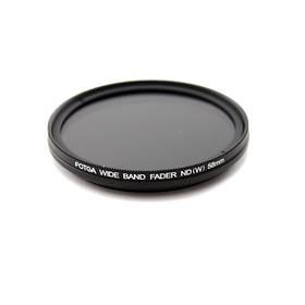 ND фильтр переменной плотности ND2-ND400, 58мм