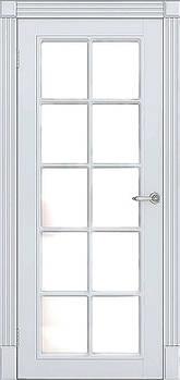 Міжкімнатні двері Omega серія Amore Classic модель Ніцца ПНО