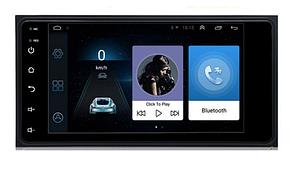 Магнитола Toyota универсальная 7 дюймовая на базе Android (М-ТУн-6)