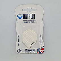 Оперение для дротиков дартс Dimplex Harrows 6 штук, фото 3