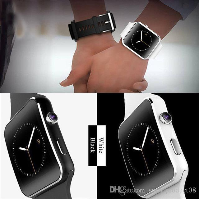 Смарт-часы (Smart Watch) Умные часы X6