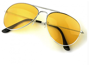 """Антибликовые очки для водителей HD """"Vision Wrap Arounds"""" поляризованные, фото 3"""