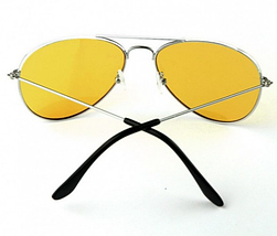 """Антибликовые очки для водителей HD """"Vision Wrap Arounds"""" поляризованные, фото 2"""