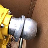 Дизельна грязьова мотопомпа Varisco VAR 1-180 MLD10 G10 TROLLEY на візку, фото 6