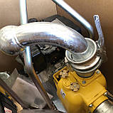 Дизельна грязьова мотопомпа Varisco VAR 1-180 MLD10 G10 TROLLEY на візку, фото 7
