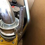 Дизельна грязьова мотопомпа Varisco VAR 1-180 MLD10 G10 TROLLEY на візку, фото 8
