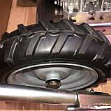 Дизельна грязьова мотопомпа Varisco VAR 1-180 MLD10 G10 TROLLEY на візку, фото 9