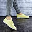 Женские желтые туфли Lippy 1772, фото 3