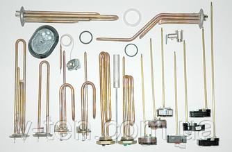 Области применения трубчатых нагревательных элементов