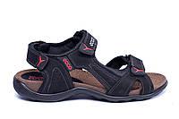 Мужские кожаные сандалии E-Active Drive (реплика)