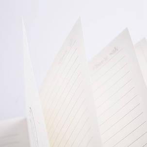 Блокнот-ежедневник с кодовым замком CAGIE Biz 96 Черный NA-56896, фото 2