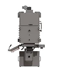 Котел на пеллетах с системой автоудаления золы 100 кВт DM-STELLA (двухконтурный), фото 3