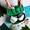 Органайзер для белья дорожный ORGANIZE (зеленый), фото 2
