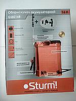 Опрыскиватель аккумуляторный Sturm 16л GS8216B, фото 1