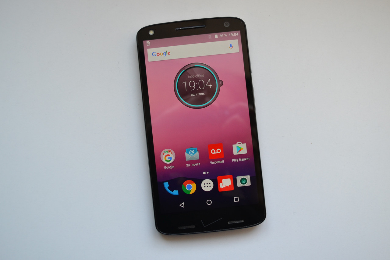 Motorola Droid Turbo 2 Gray Nylon XT1585 32Gb Оригинал!