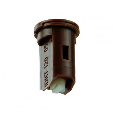 Распылитель инжекторный 0,5мм (коричневый) Lechler (Германия) средний (керамика)   IDK 120-05С(6IK.447.С8.00)