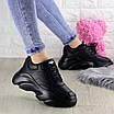 Женские кроссовки Finist черные 1307, фото 4