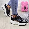 Женские кроссовки helen черные 1260, фото 4