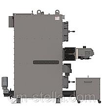 Котел на пеллетах с системой автоудаления золы 120 кВт DM-STELLA (двухконтурный), фото 3