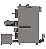 Котел на пеллетах с системой автоудаления золы 120 кВт DM-STELLA (двухконтурный), фото 2