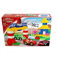Конструктор Тачки 57 деталей Madness Cars 5116