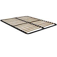 Каркас для полуторной кровати с ортопедическим эффектом Стандарт Усиленный 1400х2000/34 без ножек AMF