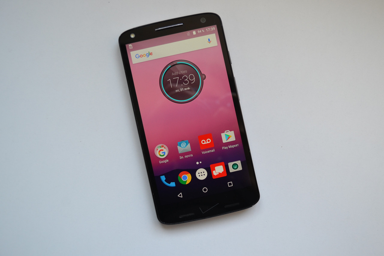 Motorola Droid Turbo 2 Gray Nylon XT1585 32Gb Оригінал!