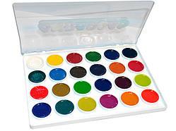 Фарби акварельні 24 кольору