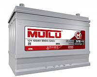 Аккумулятор автомобильный Mutlu 100Ah 880А (-/+) SFB серия 2