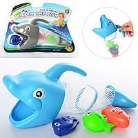 Игра детская подводная MR 0100  ловушка-дельфин 25см