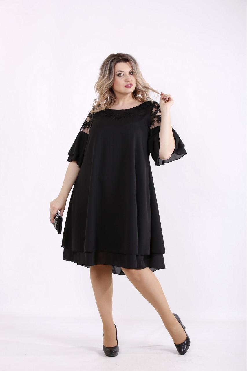 Вечірній шифонове плаття з 42 по 74 розмір