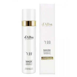 Маска- Спрей восстанавливающая увлажняющая d'Alba Fantastic Waterfull Spray Mask, 100 мл
