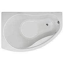 PROMISE ванна 150*100см асимметричная , левая, с ножками SN7