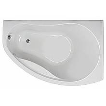 PROMISE ванна 150*100см асимметричная, правая, с ножками SN7