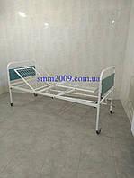ВИНТОВАЯ Кровать медицинская функциональная 3-х секционная для лежачих больных и больных после инсульта