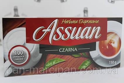 Чай чорний Assuan 100 пак Польща