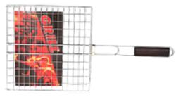 Сітка гриль для мангалу 25x25x55cm