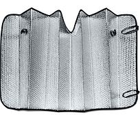 Шторка сонцезахисна 130х60 Milex ZA-13060